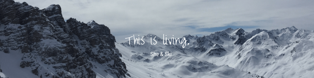 She & Ski - This is living