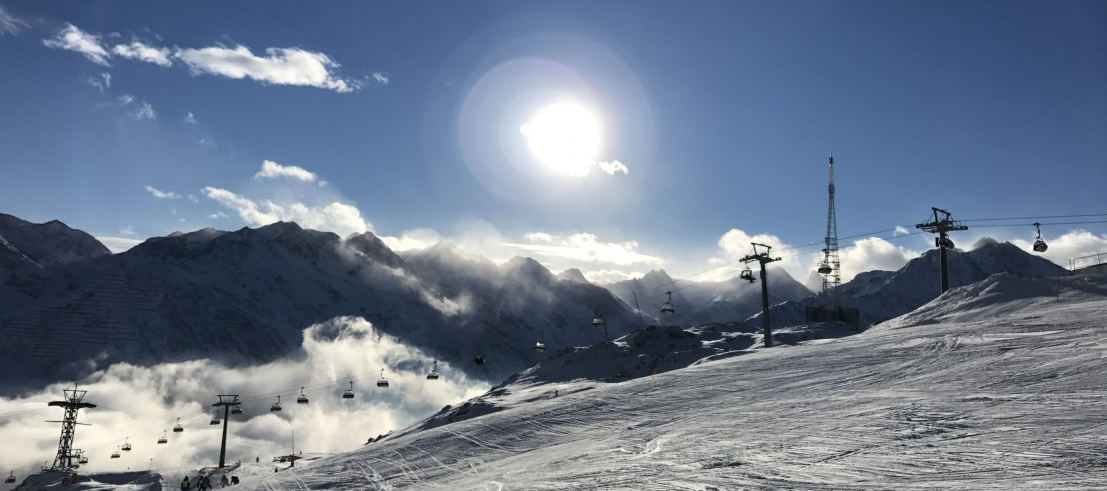 Blue Monday - St. Anton am Arlberg - Austria
