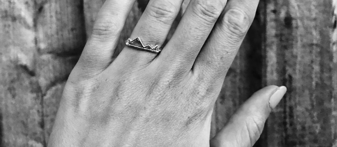 Mountain ring - accessories she & ski