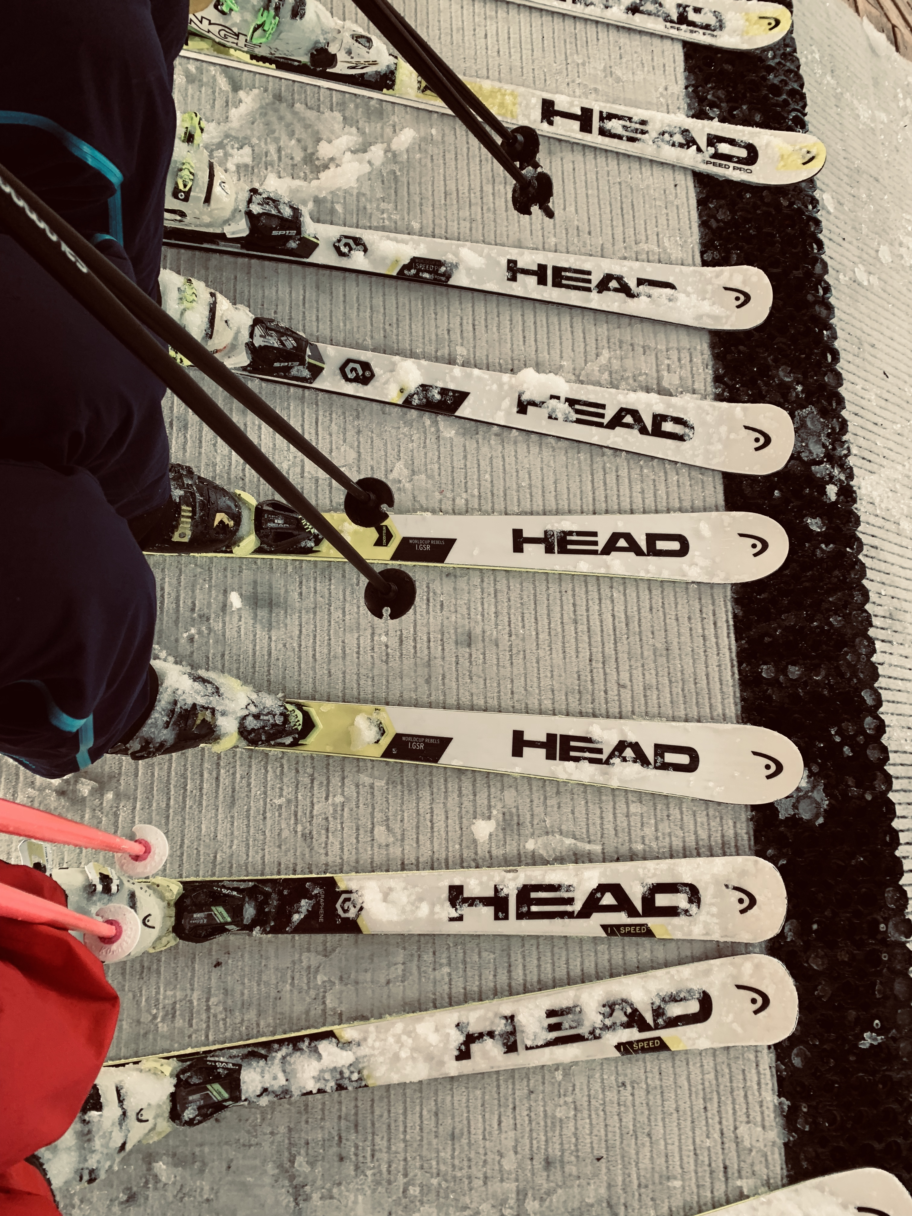 Head ski team Austria