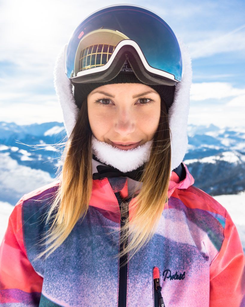 Isabelle Hanssen - She can Ski Sunday